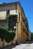 小巷子,诺瓦拉 — 图库照片