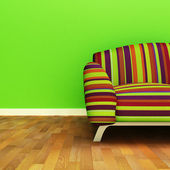 A Sofa — Stock Photo