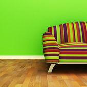 Un divano — Foto Stock