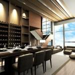 Modern living room design — Stock Photo #9632635