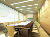 Office Conference room — Stock Photo