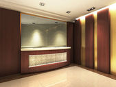 Reception Area — Stock Photo