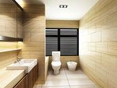 Wc dans salle de bain — Photo