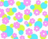 Spring summer flowers — Stock Photo