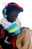 Zwarte Piet — Stock Photo