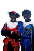 Zwarte Pieten — Stock Photo