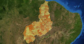 Piaui State - Brazil — Stock Photo