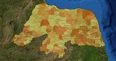 Rio Grande do Norte State - Brazil — Stock Photo