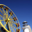 ferris wheel — Stock Photo #8088992
