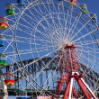 ferris wheel — Stock Photo #8089008