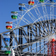 ferris wheel — Stock Photo #8089014