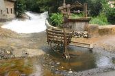 Flooding — Stock Photo