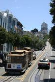 San Francisco Street — Stock Photo