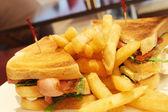 BLT Sandwich — Photo