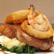 Surf and Turf — Stock Photo #8327473
