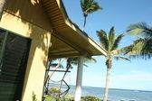 House on a seashore — Photo