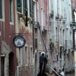 Gondola in Venice — Stock Photo