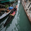 Gondola in Venice — Stock Photo #8352706