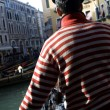 Gondolier — Stock Photo #8368431