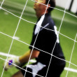 Goal Keeper — Stock Photo