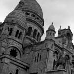Basilique du Sacré-Cœur, Paris — Stock Photo #8380640