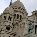 Basilique du Sacré-Cœur, Paris — Stock Photo #8380645