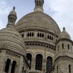 Basilique du Sacré-Cœur, Paris — Stock Photo #8380651