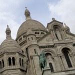 Basilique du Sacré-Cœur, Paris — Stock Photo #8380657