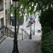 Stock Photo: Paris Stairs