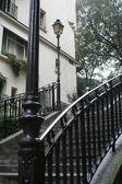 Paris Stairs — Stock Photo