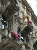 Romanian Balcony — Stock Photo