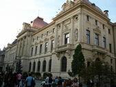 румынский архитектура — Стоковое фото