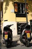 Motorbikes — Stockfoto