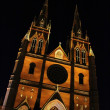 Stock Photo: Cathederal Projections