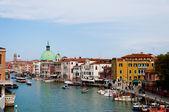 Venezia, Italia - Canal Grande — Stock Photo