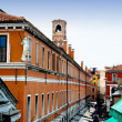 Venice, Italy - architectural details — Stock Photo
