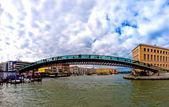 Calatrava bridge in Venice - Italy — Stock Photo
