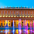 Reggio Emilia - Municipal Theater — Stockfoto