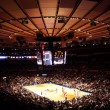 Madison square garden NBA knicks match — Foto de Stock