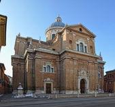 """Basílica de la """"madonna della ghiara"""" en reggio emilia — Foto de Stock"""