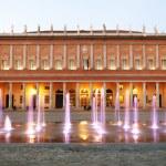 Reggio Emilia - Municipal Theater — Stock Photo #9578912
