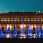 Reggio Emilia - Municipal Theater — Stock Photo #9578956