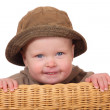 Funny toddler — Stock Photo