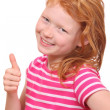 Royalty-Free Stock Photo: Thumbs up