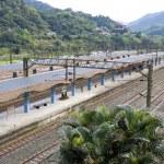 Railway station — Stock Photo #10031148