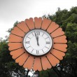 Stock Photo: Clock outdoor
