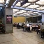 Computer lobby — Stock Photo