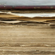 Old worn paper sheets of book — Stock Photo