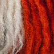 Stock Photo: Wool fibers