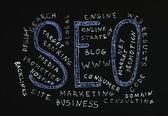 Optimización seo — Foto de Stock